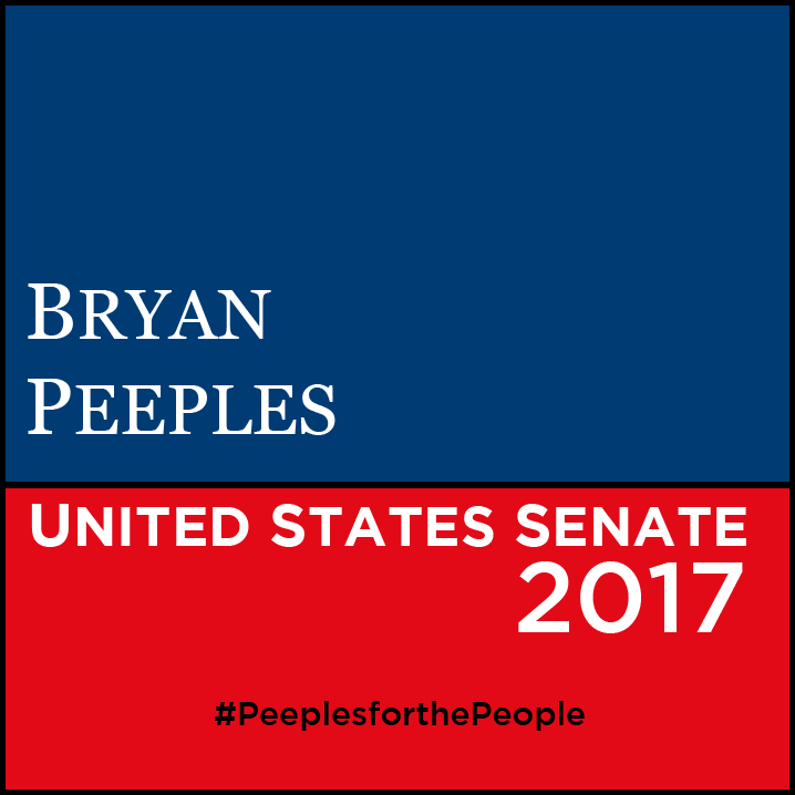 Campaign image for Bryan Peeples