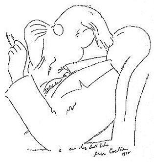 Erik Satie, compositeur français,