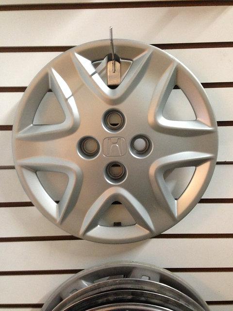 2003 Honda Civic Hubcaps : honda, civic, hubcaps, Honda, Civic:, Civic, Wheel, Cover