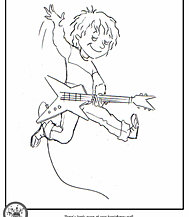 horrid henry coloring pages