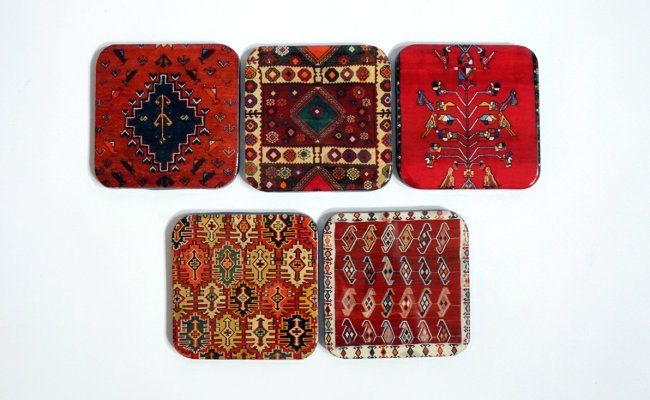 Persian Oldies Coasters Kaashifurniture