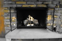 Fireplace Shop. Fireplace Wall Tile The Tile Shop. Ely ...