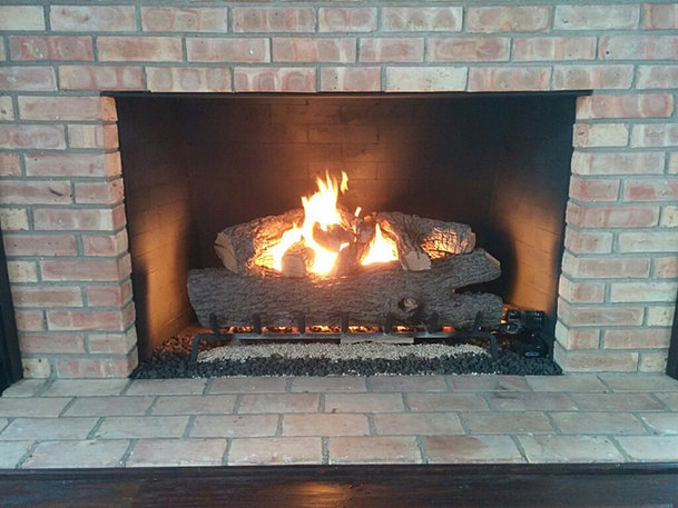 Birch Wood Fireplace Logs Ely Stokes Gas Logs, Fireplaces & Inserts