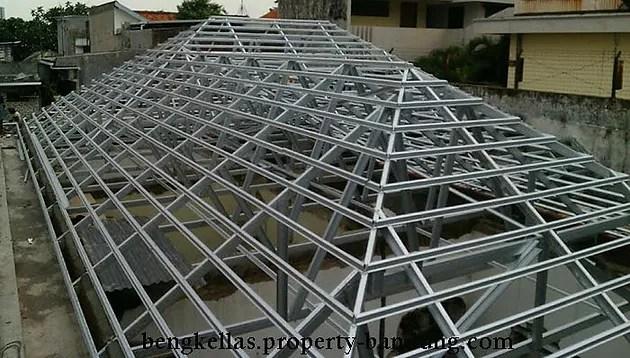 harga bahan baja ringan bandung rangka atap