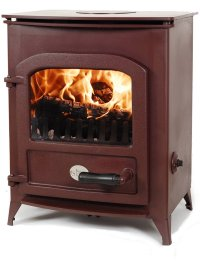 Inis Stoves at Spratt Fireplaces and Stove Centre, Donegal