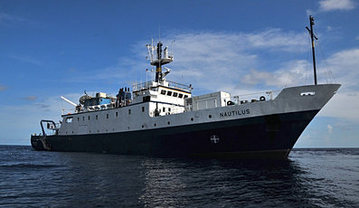 Image result for nautilus exploration vessel