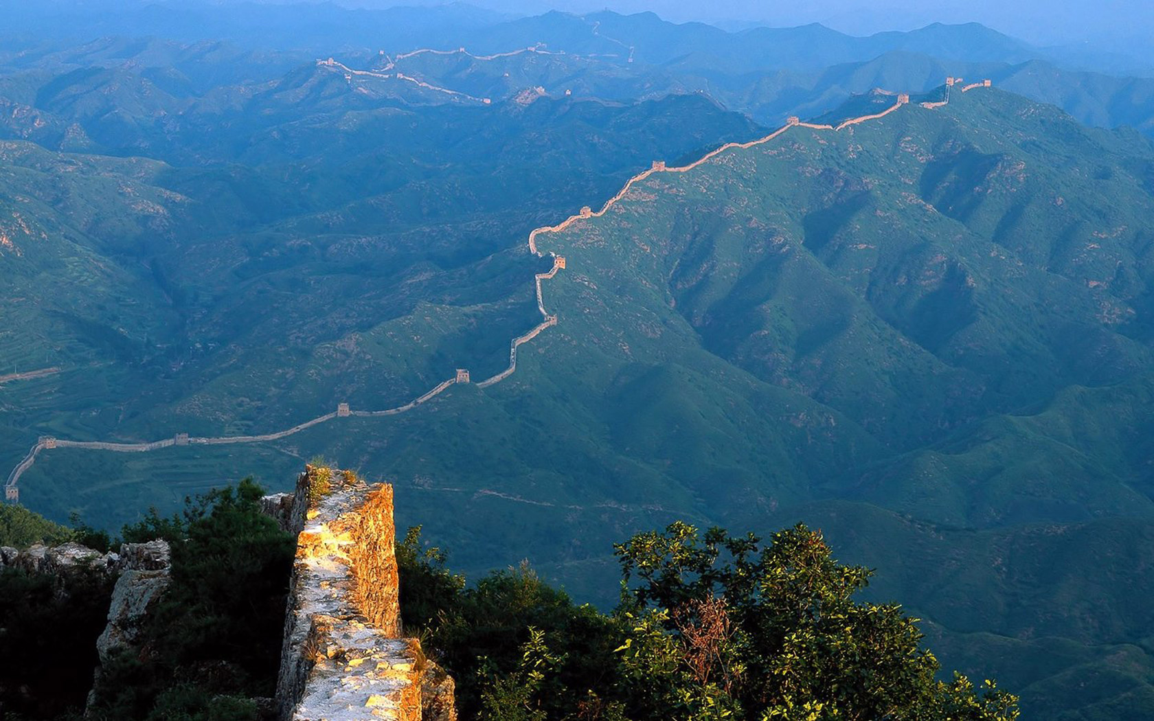 Image result for the great wall of china full