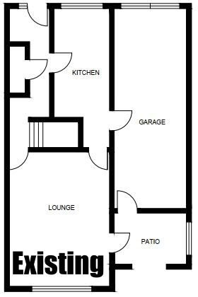 My first ever planning approval for a private client in