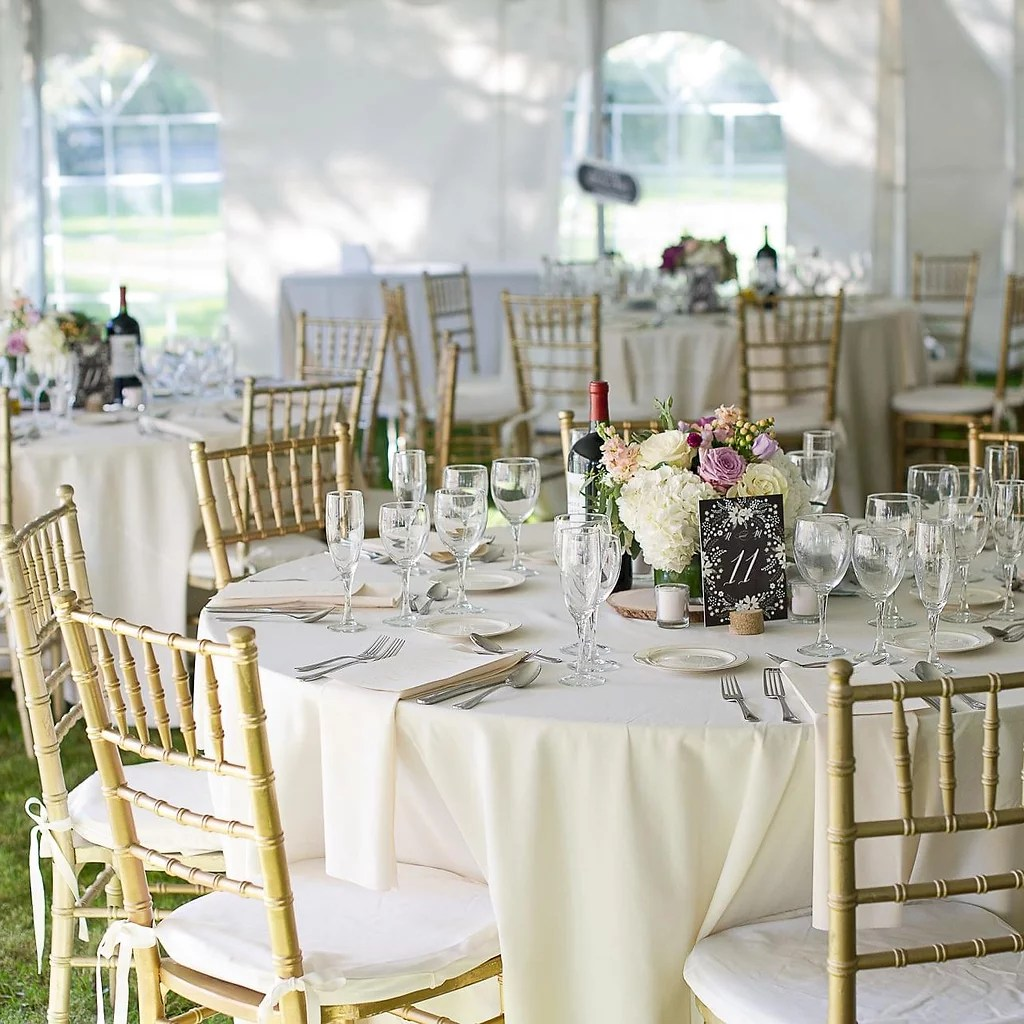 Party Chair Rentals Wedding And Event Rentals New York Allstate Party Tent Rental