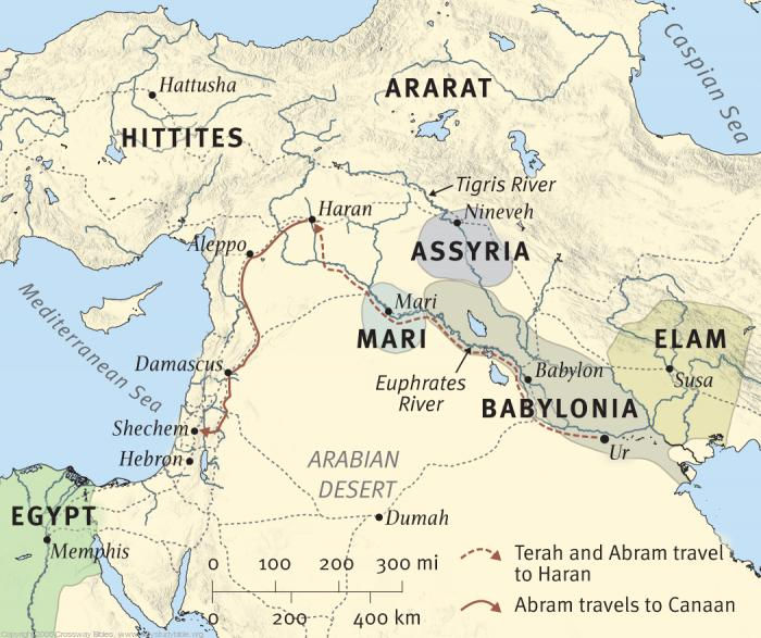Image result for Behold the land of the Chaldeans