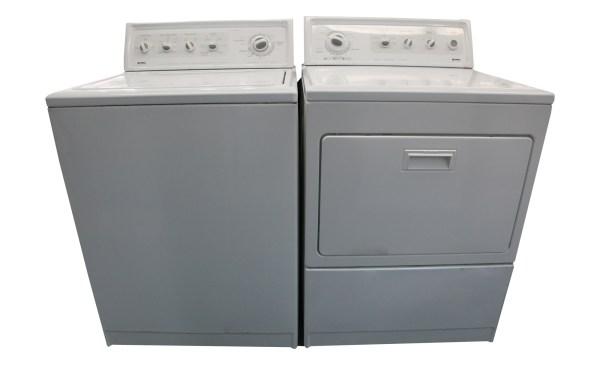 Laundry Set Kenmore Elite Appliances