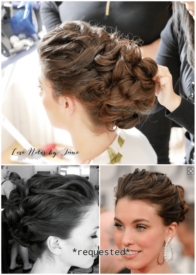 love notes by june - hair + makeup