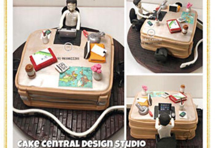 Birthday Cakes For Husband Online Delhi Best Cake Design For Husband