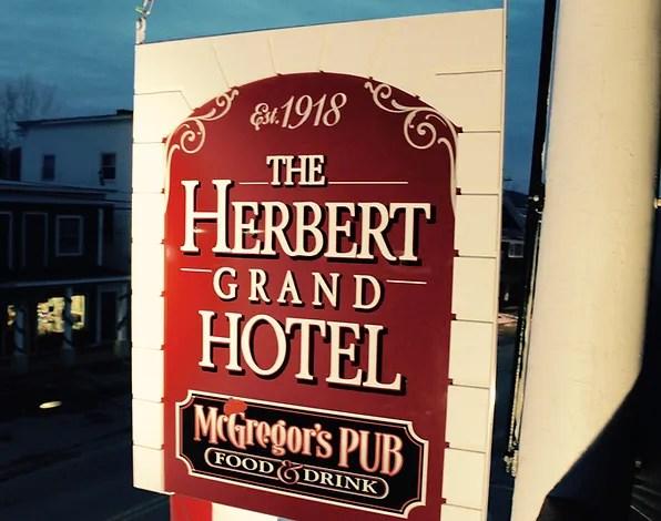 herbert grand hotel near