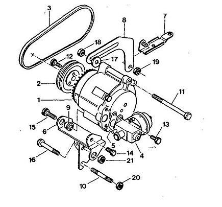 Citroen Hydraulic Suspension Trailing Arm Wiring Diagram