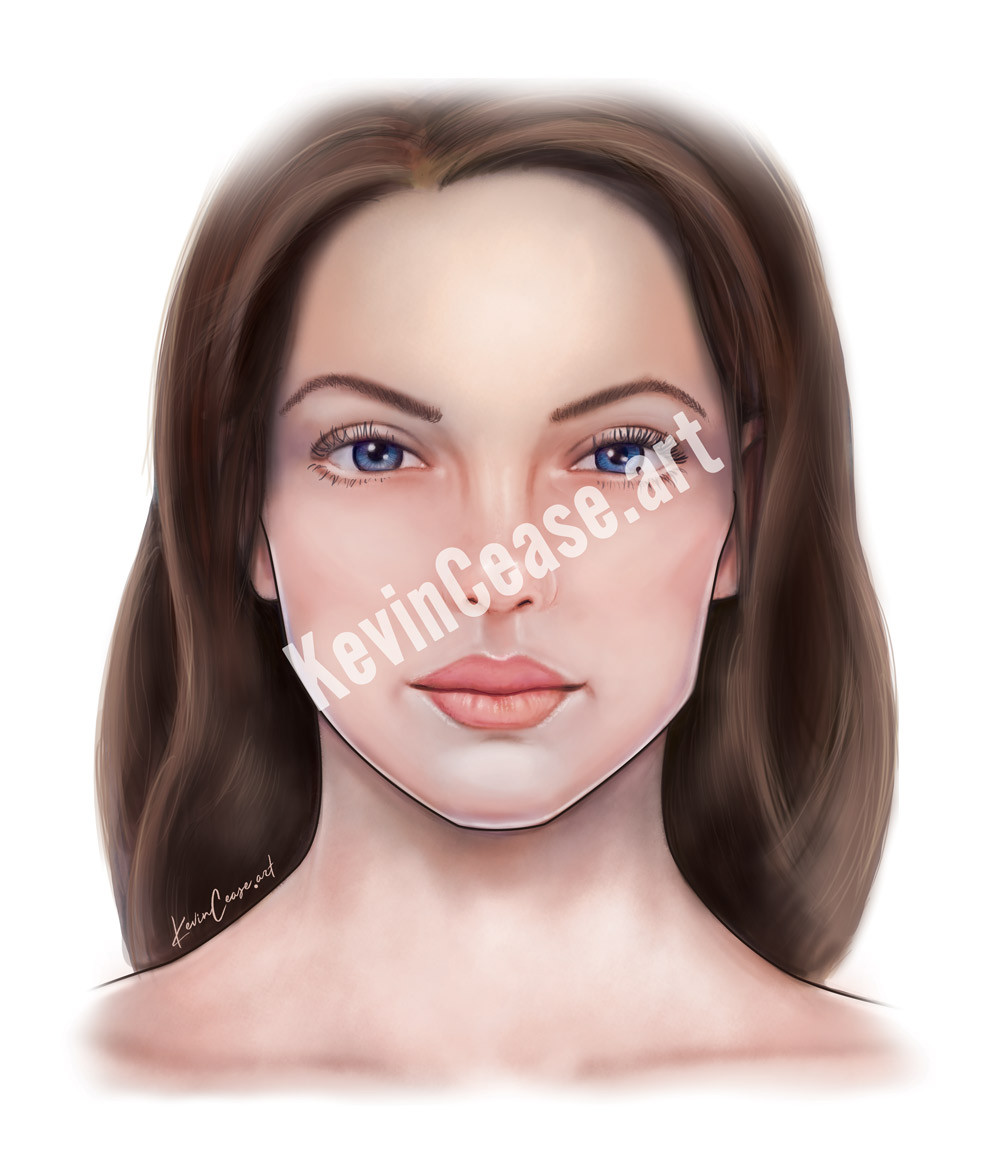 medium resolution of botox girl illustration no muscles