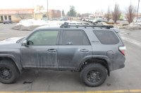 Toyota 4Runner Roof Rack Weight Capacity
