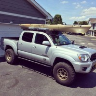 2005 - 2018 TOYOTA TACOMA DOUBLE CAB Roof Rack | www ...