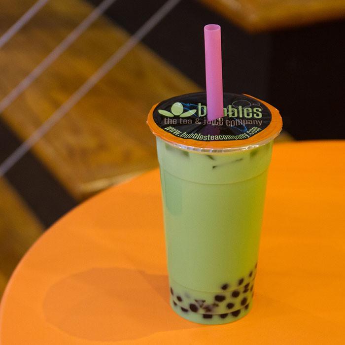 bubbles tea juice company