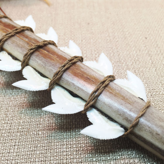 hawaiian koa dagger