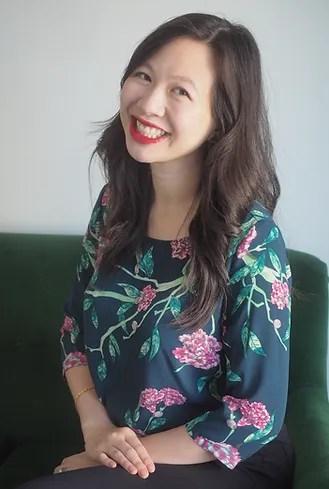 Elizabeth Lim, author