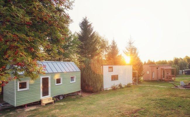 Tiny House Village Hotel Community Tiny House Mehlmeisel