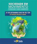 Colégio Promove Ação de Sustentabilidade no Parque de Águas Claras