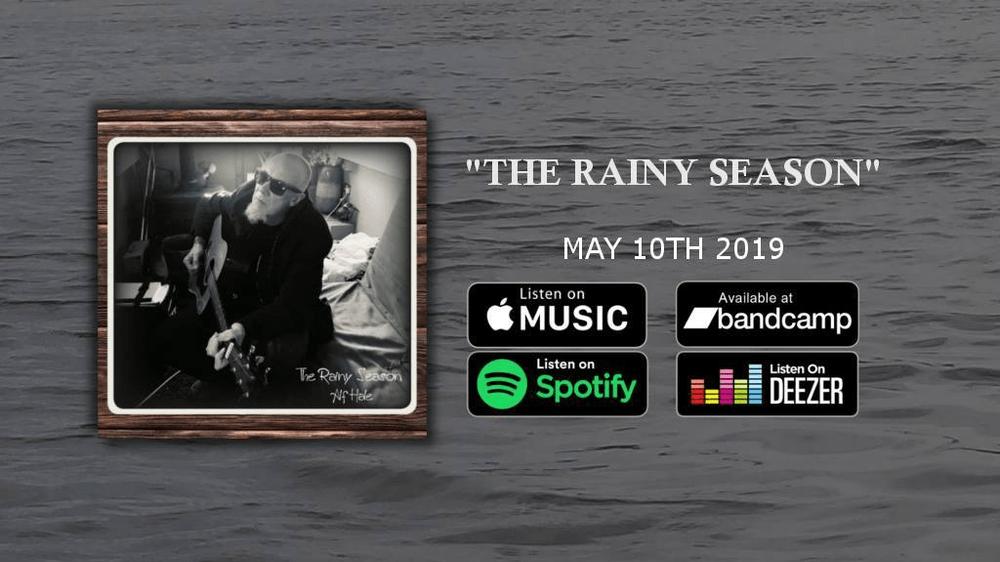 Album Review: Alf Hale - The Rainy Season