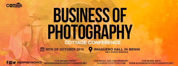 The Business Of Photography Cottage Conference