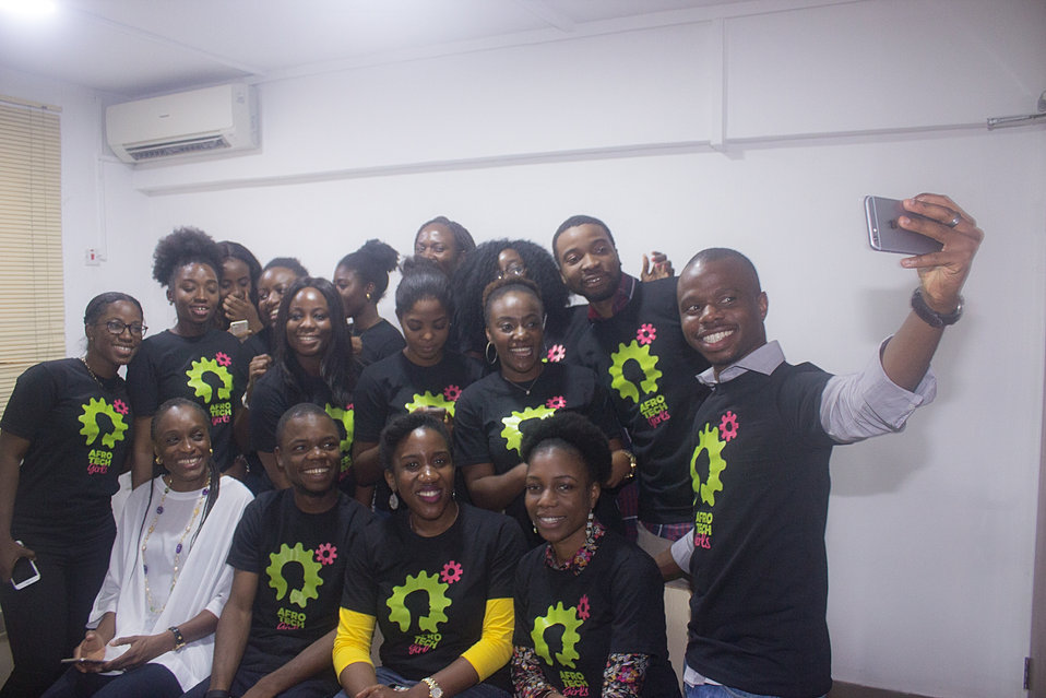 Image result for afrotech girls