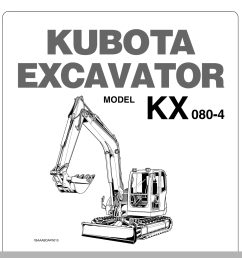 kubota kx080 4 operators manual garton tractor california kubota new holland tractors equipment [ 1286 x 1778 Pixel ]