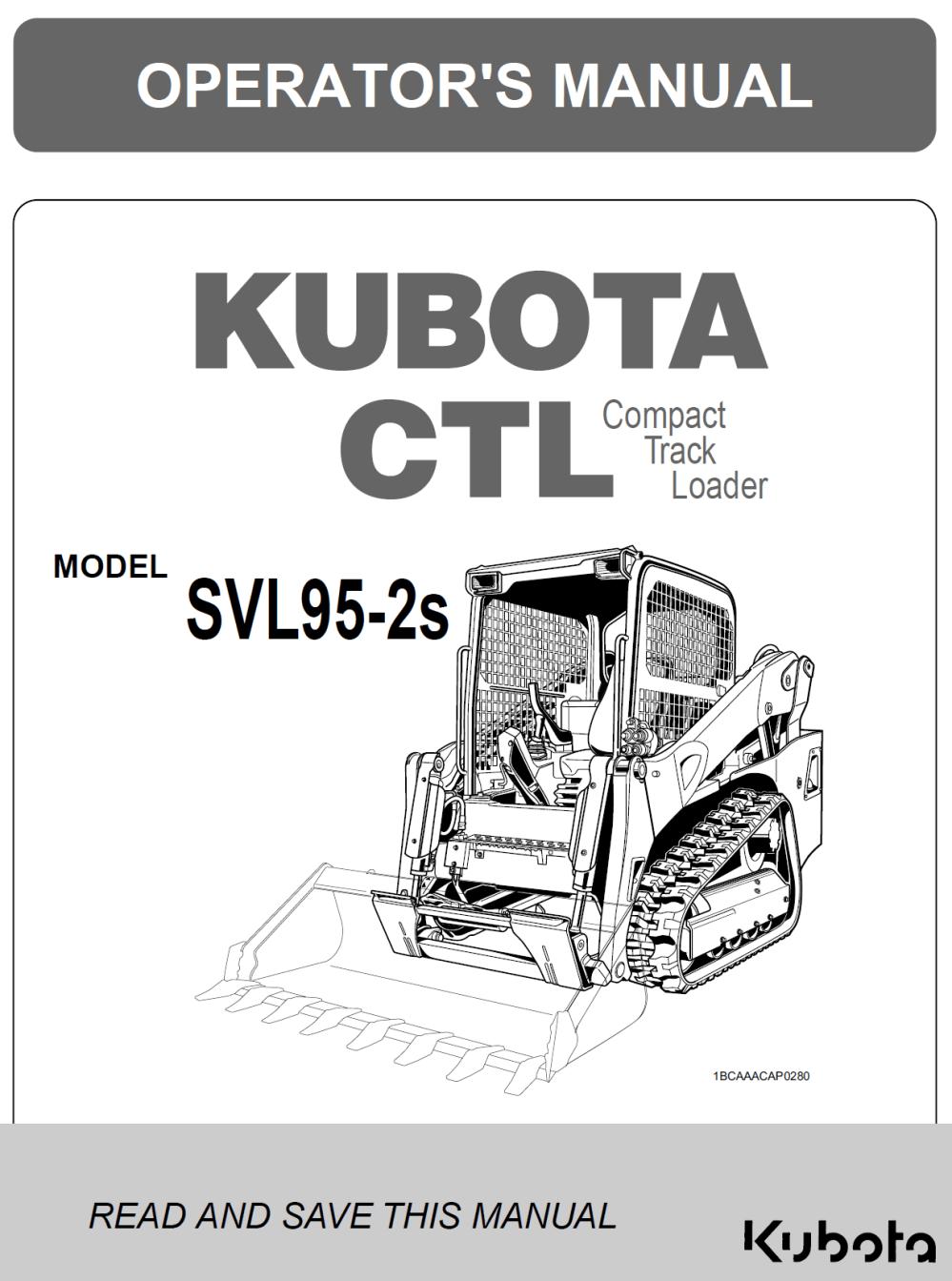 medium resolution of kubota svl95 2s operator s manual garton tractor california kubota new holland tractors equipment