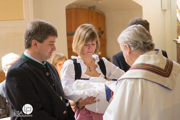 Fotograf Kufstein  Fotograf Brandenberg  Fotos zur Taufe