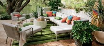 top patio furniture design trends