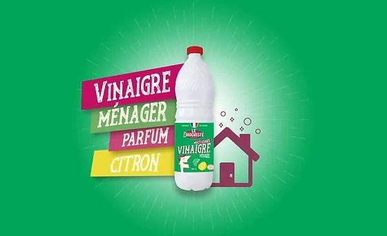Le Droguiste Vinaigres Menagers