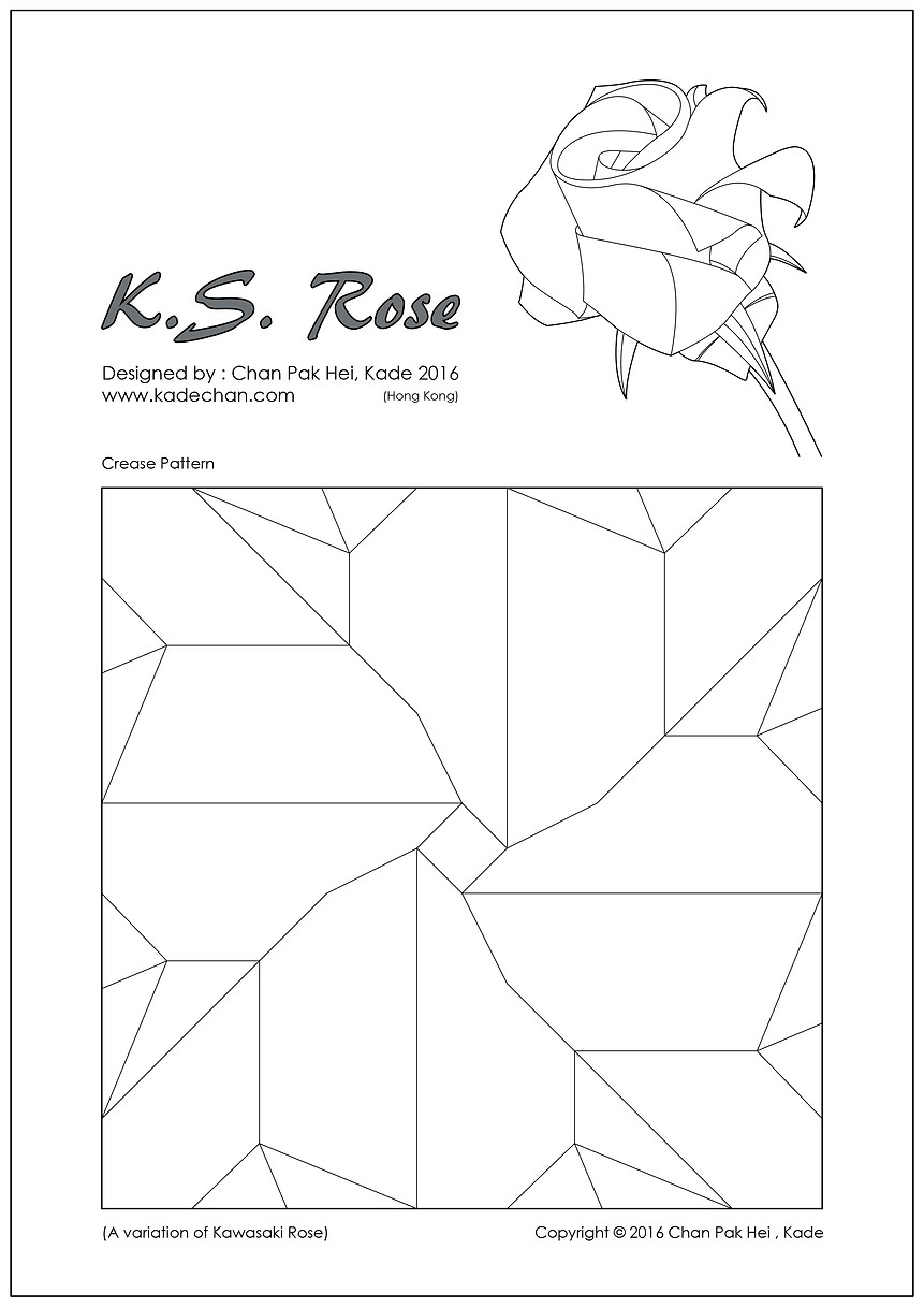 Origami Crease Patterns