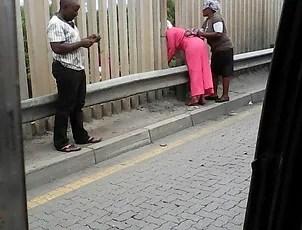 Zimbabwean Sneaking into South Afri