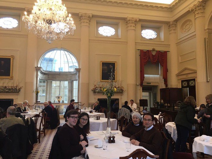 Afternoon tea - Pump Room
