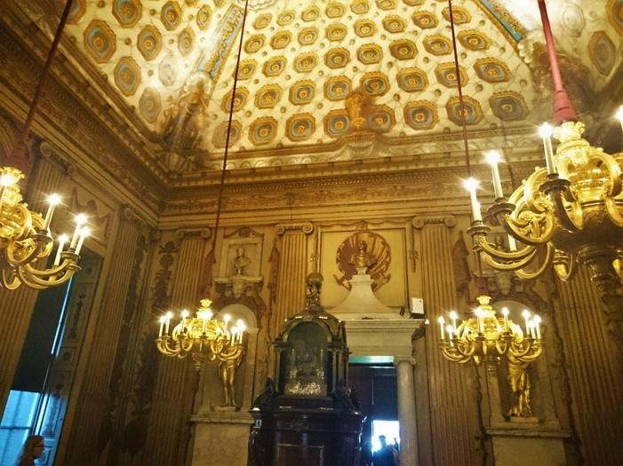 Kensington Palace, interior