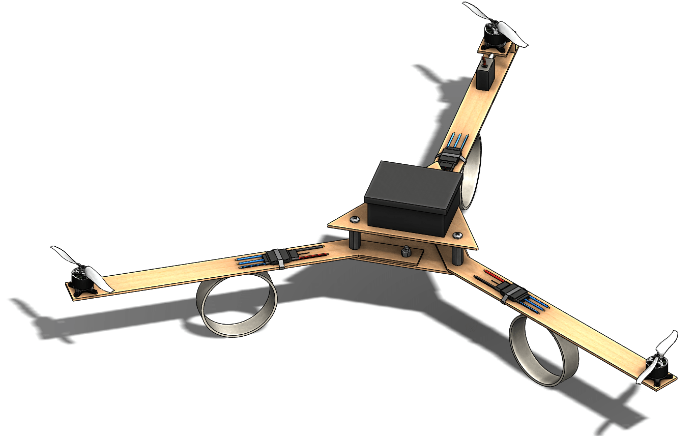 hight resolution of full cad of the vehicle