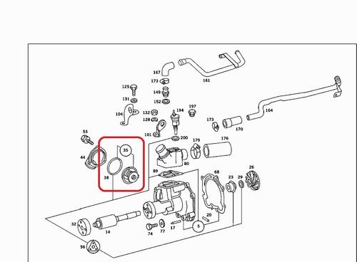 Classic Mercedes Benz W110, W111, W112 Fintail parts