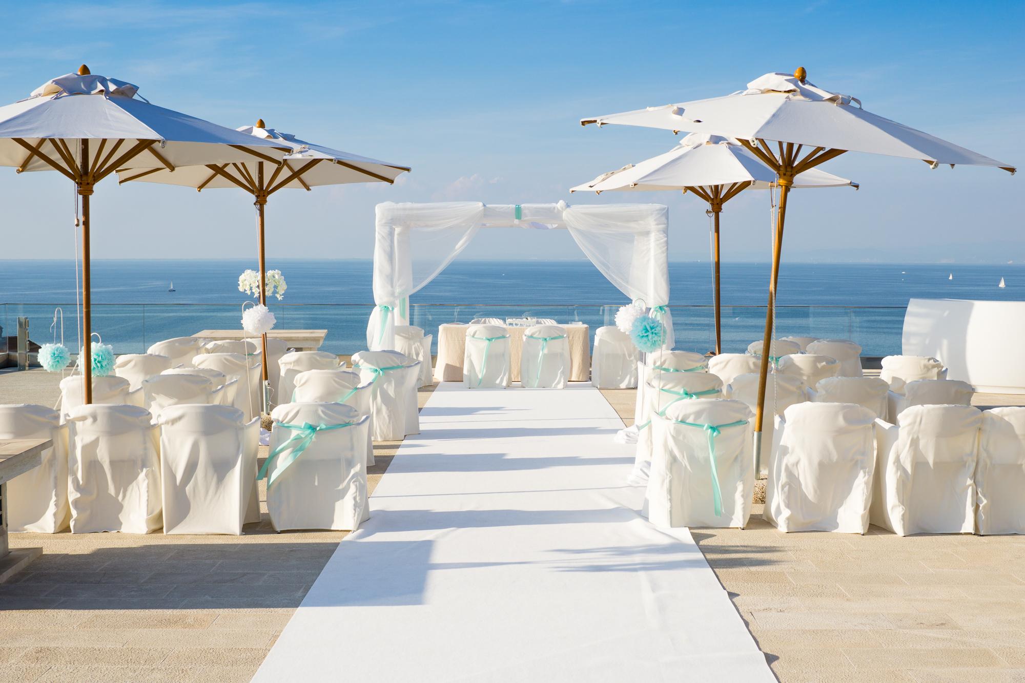 Heiraten im wunderschnen Kroatien  wenn sich der Traum von der Hochzeit am Strand tatschlich