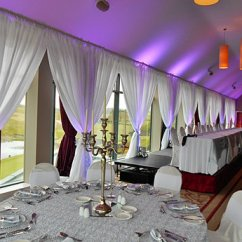 Wedding Chair Covers Hire Northern Ireland Owl For Toddler Church & Venue Decorations, | Window Drapes