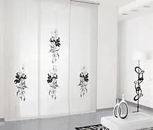Pannelli di ogni tipo.in tessuto, in carta di riso, in stuoino washi stile giapponese.con la possibilita'di steccature in alluminio e. Tende A Pannello Roma Angels Tendaggi