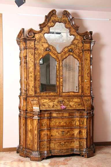 Cucina barocco veneziano idee per la decorazione d for Arredamento barocco veneziano