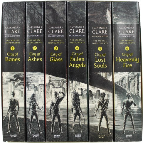 Series Review: The Mortal Instruments