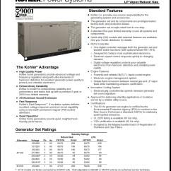 Kohler 20kw Generator Wiring Diagram 2006 Dodge Ram Standby Generators