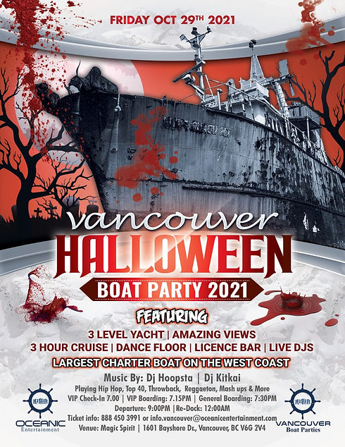 New online plant retailer is ready to introduce its green amigos at the 2021 vancouver fall home show Vancouver Halloween Boat Party 2021 | Vancouver Boat Parties