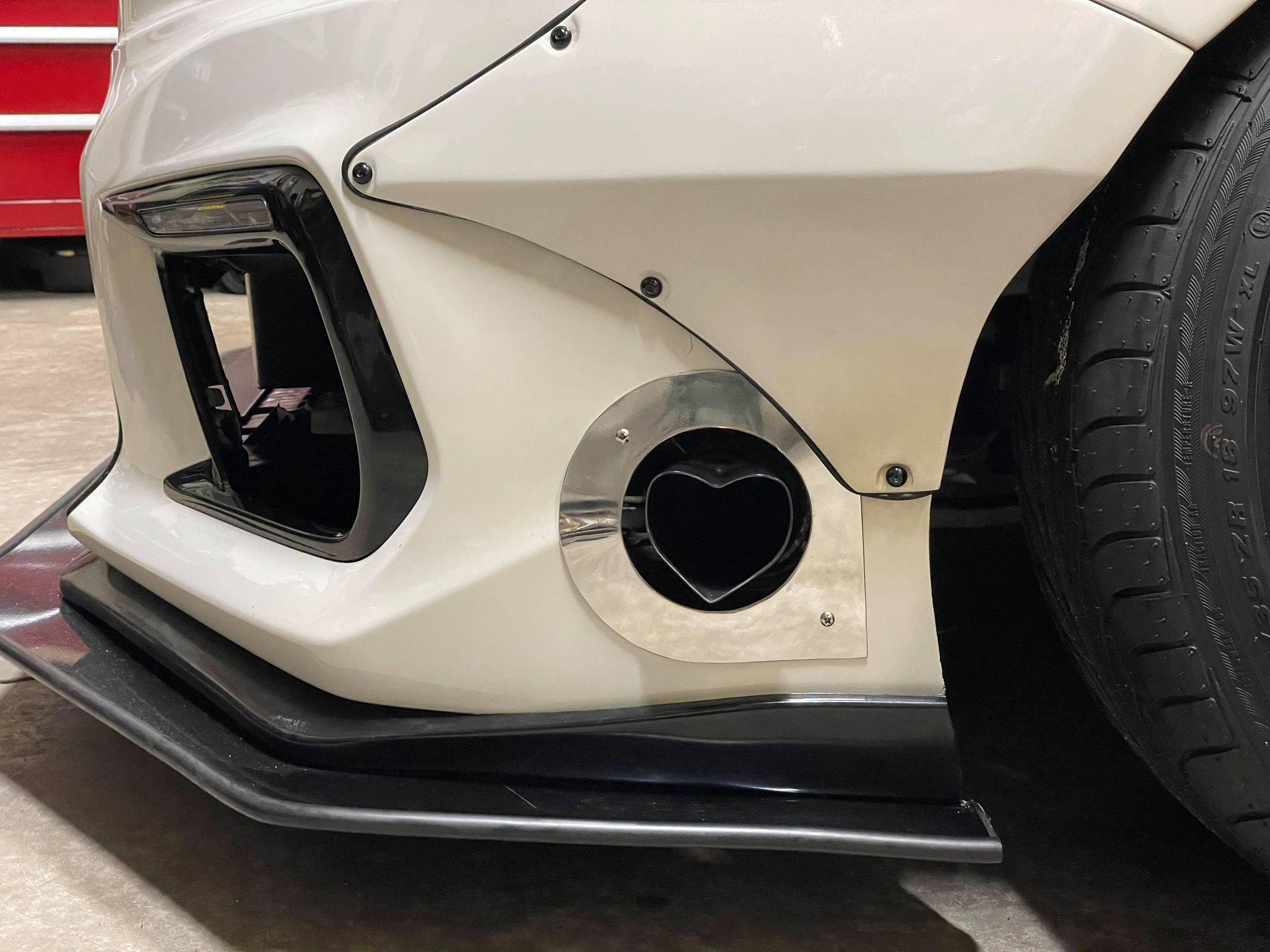 sbtk side exit exhaust 3in 2015 wrx only sbtkdeletes