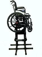 Safer Automatic Wheelchair Wheel Locks, Safer Wheelchair